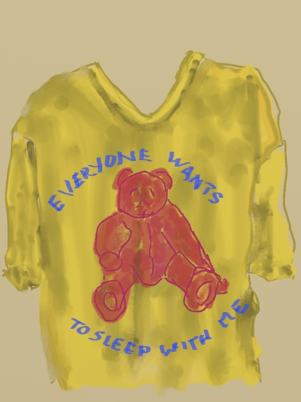 Gail crazy shirt who said elephants can 39 t fly for Shirt printing places near me